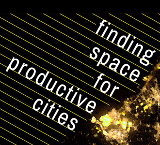 Internationale conferentie 'Finding space for productive cities'