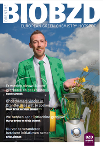 Drenthe is Biobased én circulair