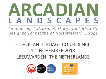 Europees Erfgoed congres Arcadian Landscapes 2018
